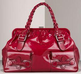 valentino-red-bag, Valentino, Handbag, Bag, Fashion, Leighton Meester...