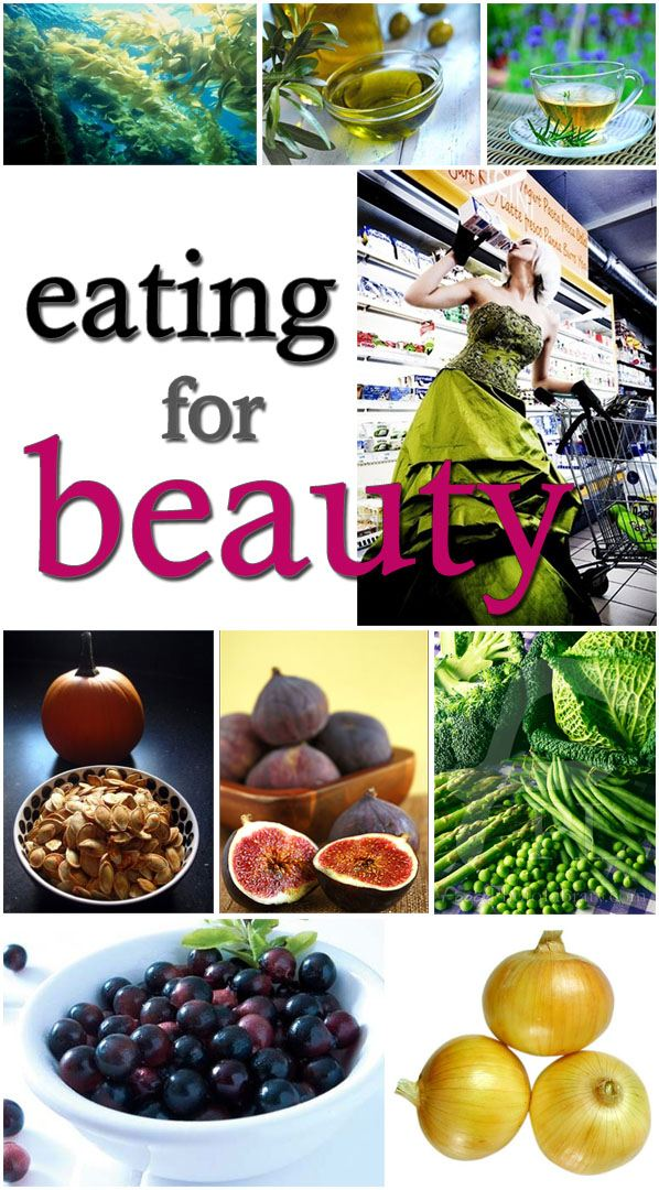 Eating for Beauty post image