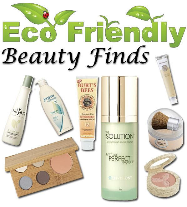 Eco-Friendly Beauty Finds | a new mode