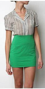 bdg, skirt, miniskirt, fashion, style