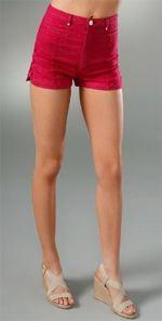 judi, Judi Rosen, Shorts, pink shorts, fashion, style