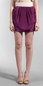 myne, skirt, miniskirt, fashion, style, bubble skirt