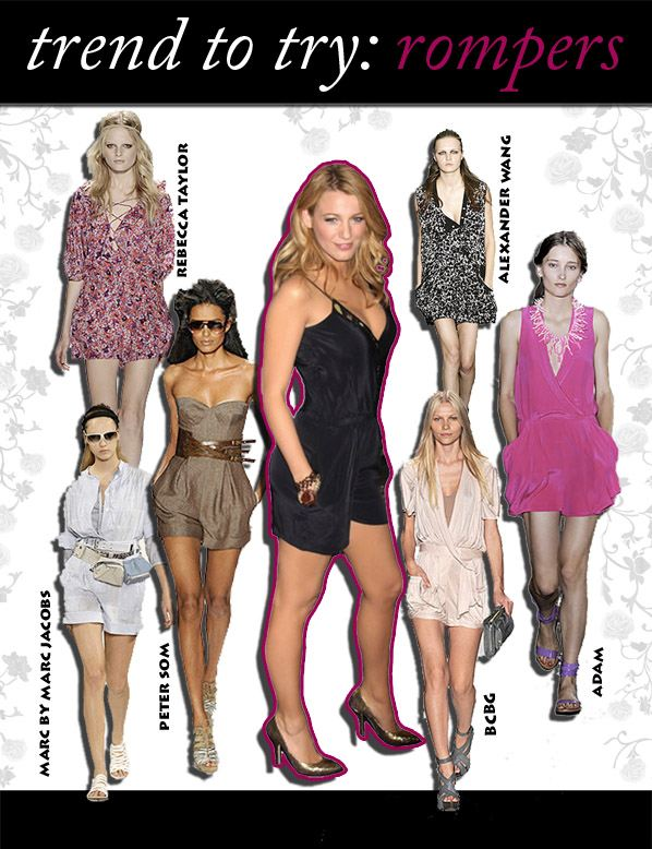 Trend To Try: Rompers post image