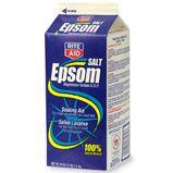 body-epsom, epsom salt, beauty, foot care