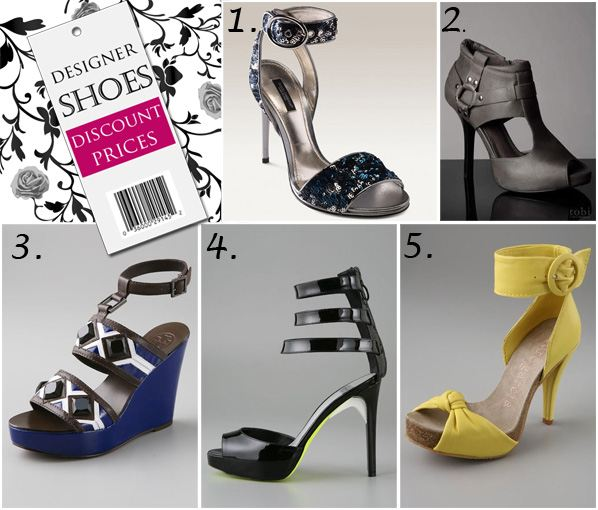 designer shoes collection