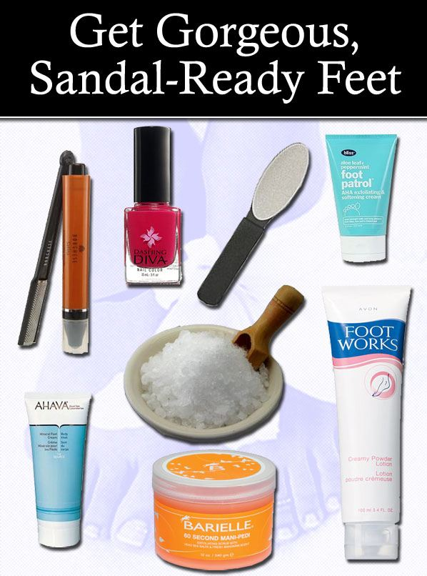 Get Gorgeous Sandal-Ready Feet post image