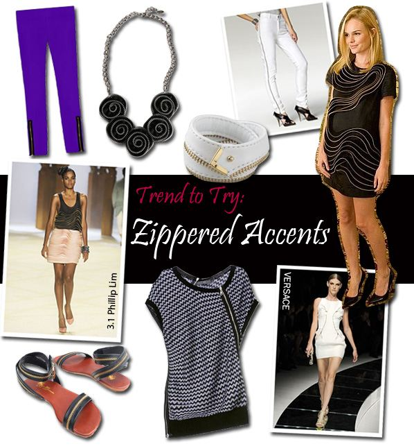 Trend To Try Zippered Accents a new mode from anewmode.com