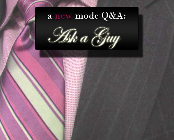 Ask A Guy: Am I Right Or Am I Nitpicking? post image