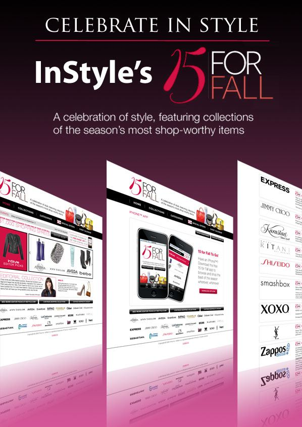 Celebrate In Style With InStyle's 15 For Fall post image