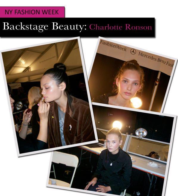 charlotte ronson foto. Beauty: Charlotte Ronson
