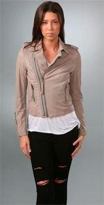 joie, jacket, leather jacket, fashion, style
