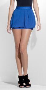 bcbg, skirt, bcbg maxazria, blue skirt