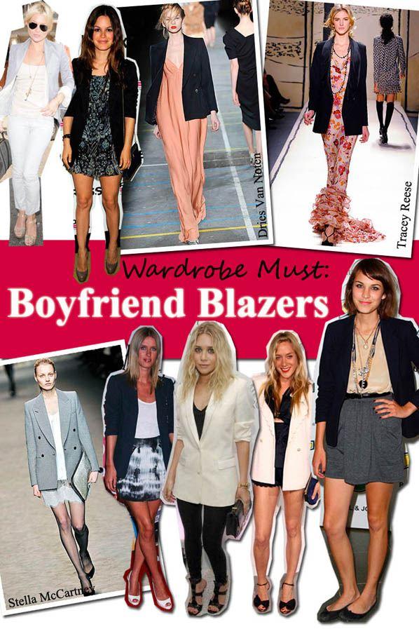 Wardrobe Must-Have: Boyfriend Blazers post image