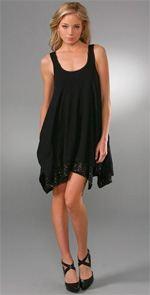 larok, dress, black dress, fashion