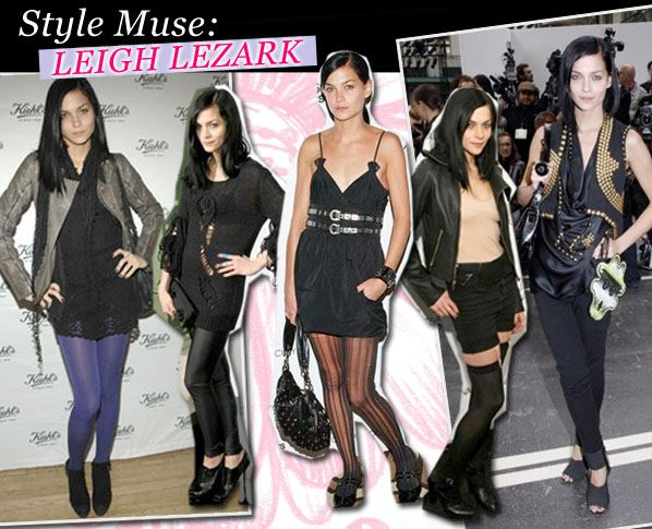 Style Muse: Leigh Lezark | a new mode :  fashion leigh lezark celebrity style fashion style