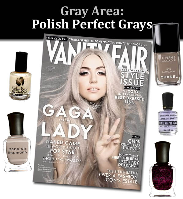 Gray Area: Polish Perfect Grays post image