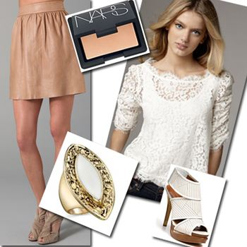 date night outfit. street date night look!
