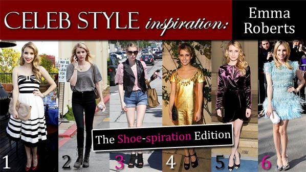Celeb Style Inspiration: Emma Roberts post image
