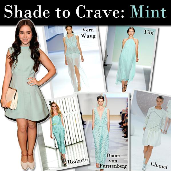 Shade to Crave: Mint post image