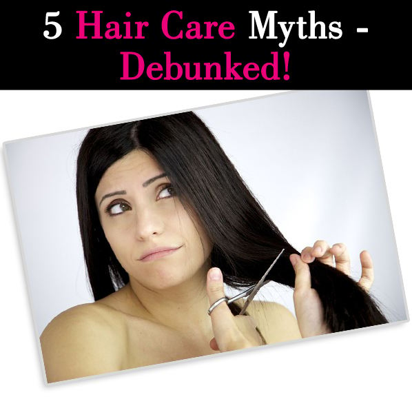 5 Hair Care Myths – Debunked! post image