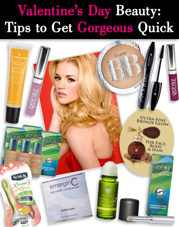 Valentine's Day Beauty: Tips to Get Gorgeous Quick post image