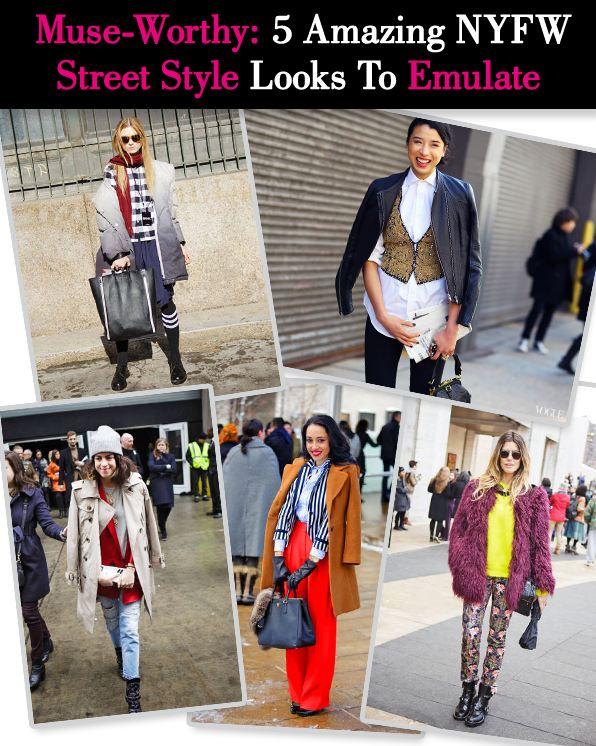 Muse-Worthy: 5 Amazing NYFW Street Style Looks To Emulate post image