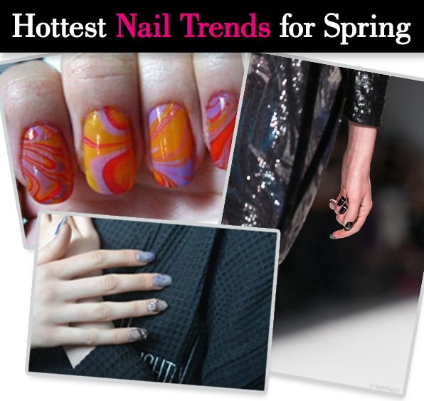 Hottest Nail Trends for Spring post image