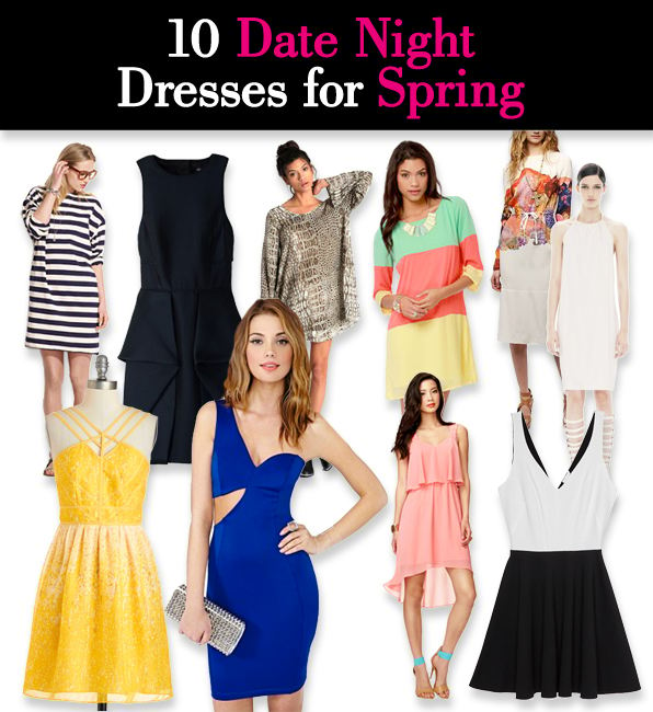 10 Date Night Dresses for Spring post image