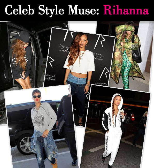 Style Muse: Rihanna post image
