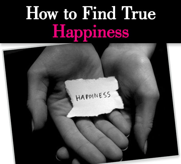 How to Find True Happiness post image