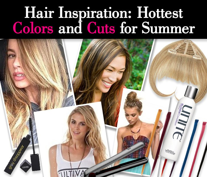 Hair Inspiration: Hottest Colors and Cuts for Summer post image