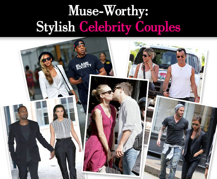 Muse-Worthy: Stylish Celebrity Couples post image
