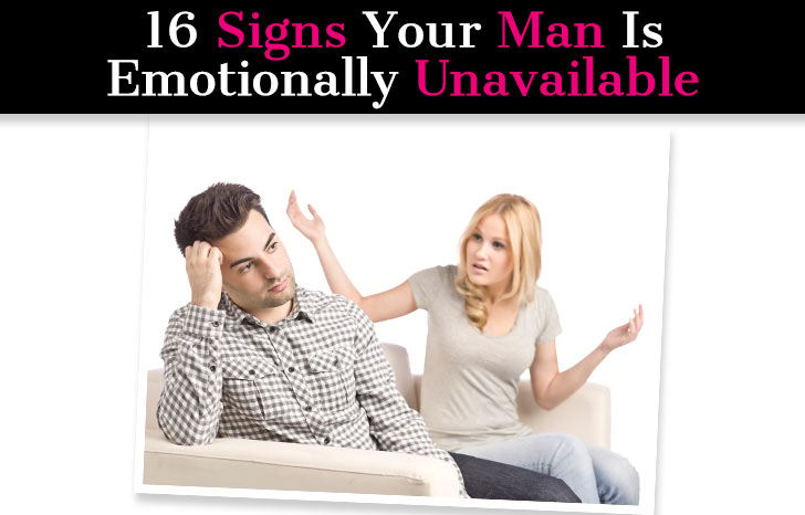 Signs you're dating an emotionally unavailable woman-in-Weykouyichi