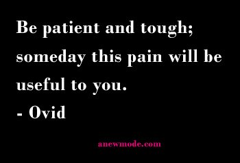 pain will be useful to you quote