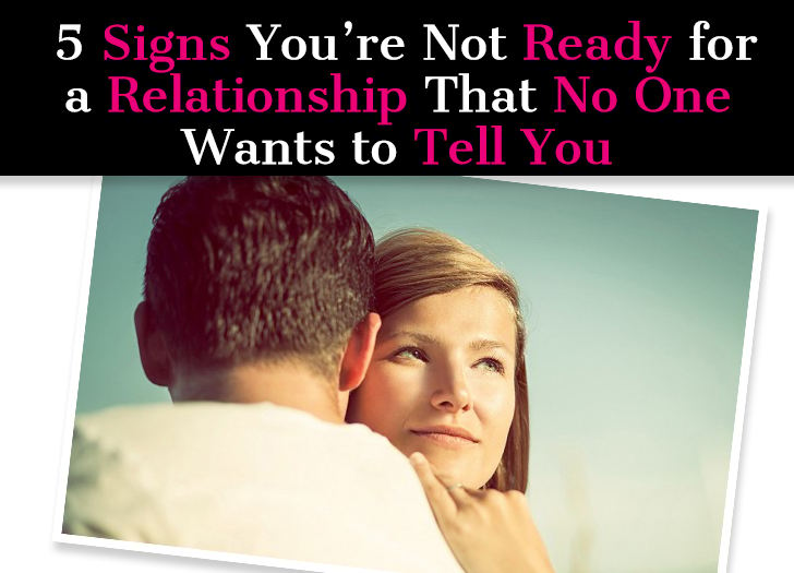 Signs You Are Ready To Start Hookup Again